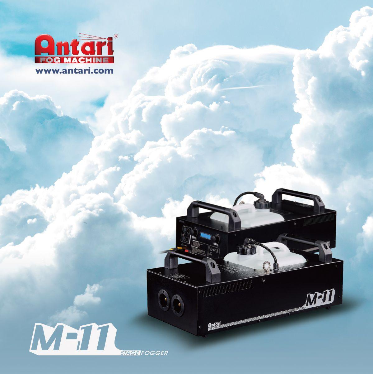 M-11 雙噴嘴舞台煙霧機