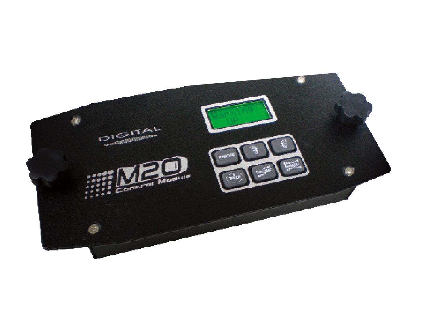 ACCESSORIES_M-20 Control Module