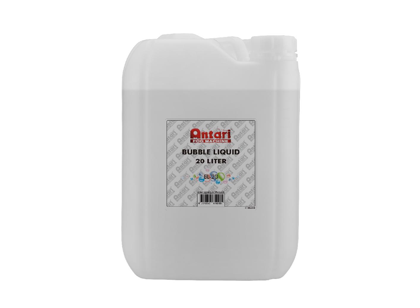 Fluid_BL-20 Bubble Liquid