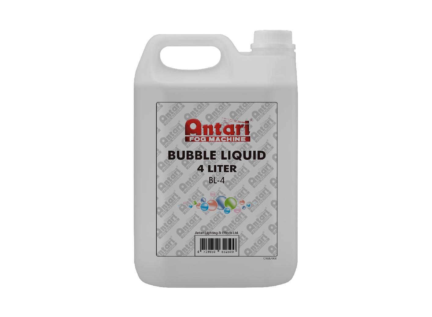 Fluid_BL-4 Bubble Liquid