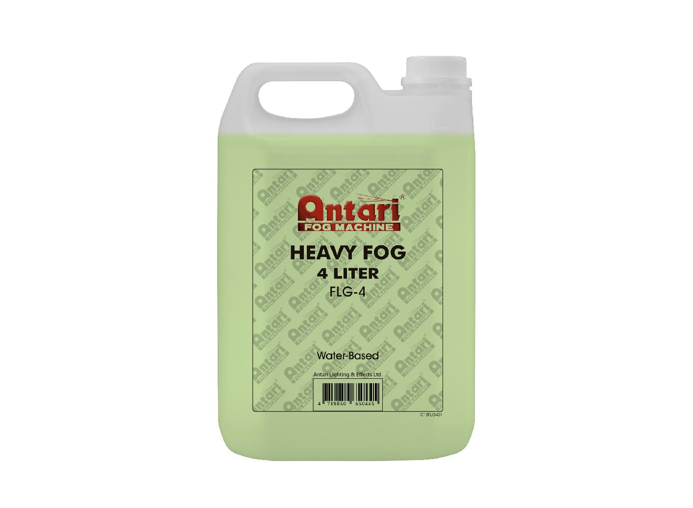 Fluid_FLG-4 Heavy Fog Fluid