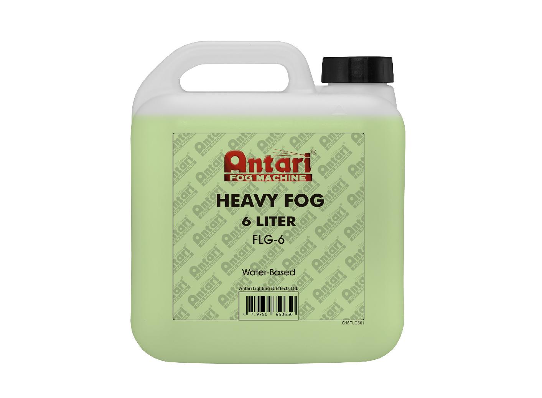 Fluid_FLG-6 Heavy Fog Fluid