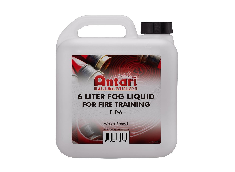 Fluid_FLP-6 Fire Training Fog Fluid
