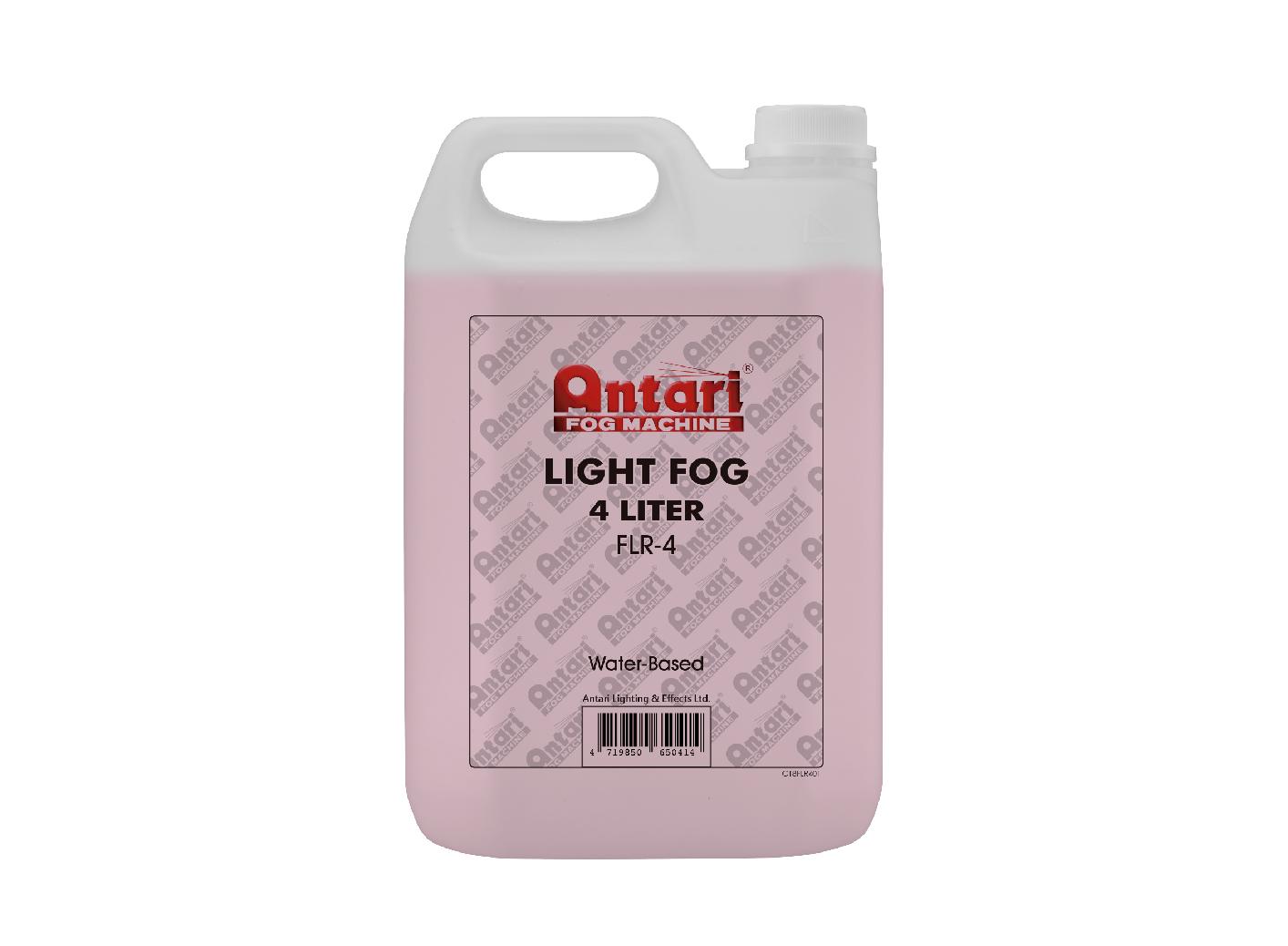 Fluid_FLR-4 Light Fog Fluid