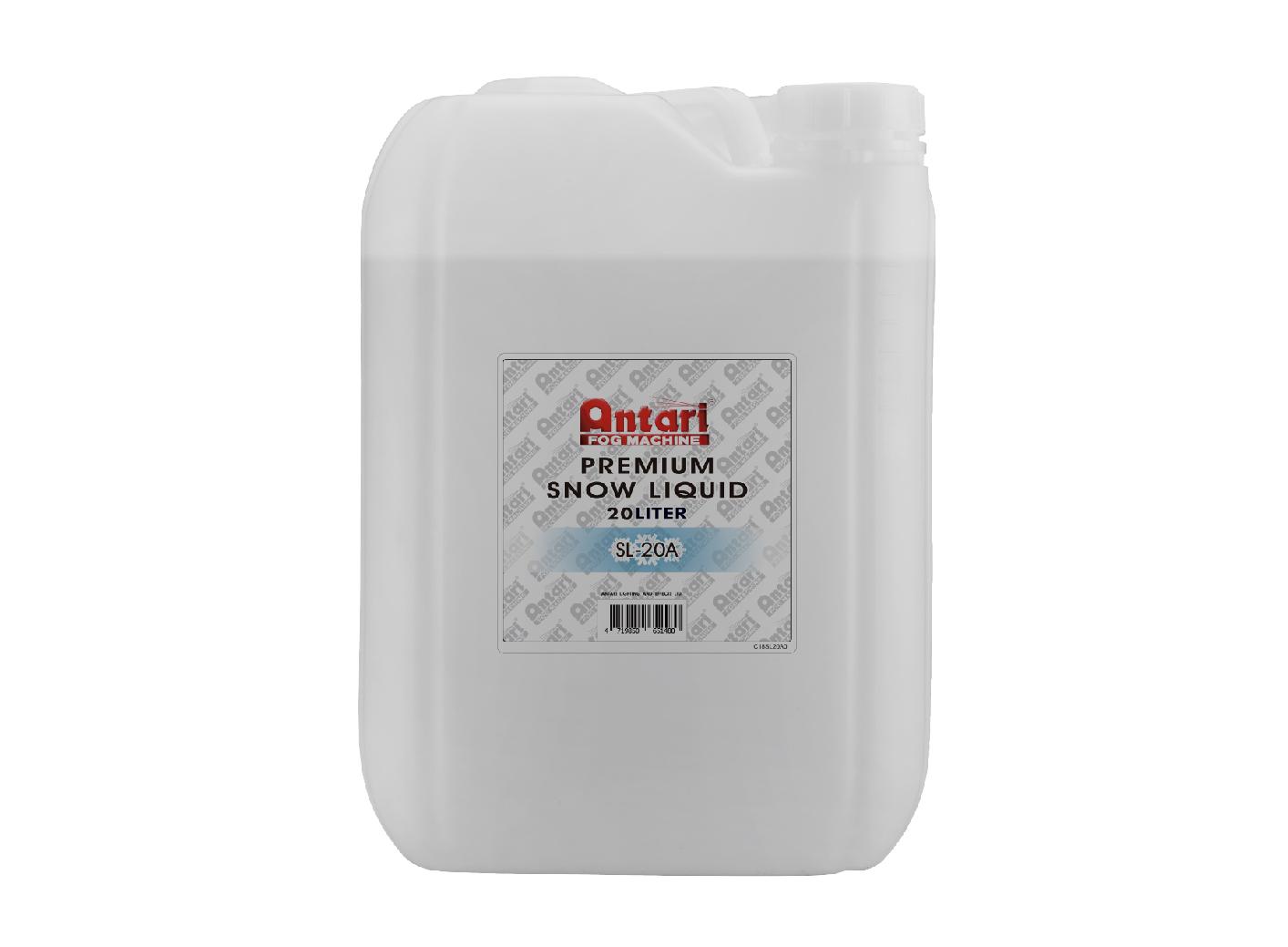 Fluid_SL-20A Premium Snow Liquid
