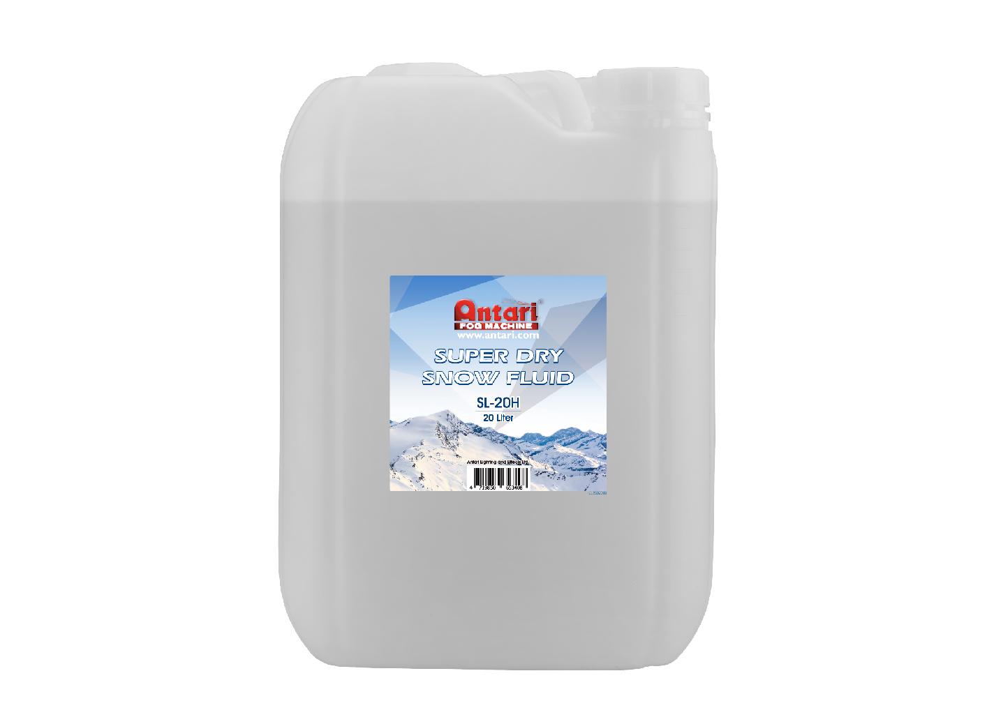 Fluid_SL-20H Super Dry Snow Fluid