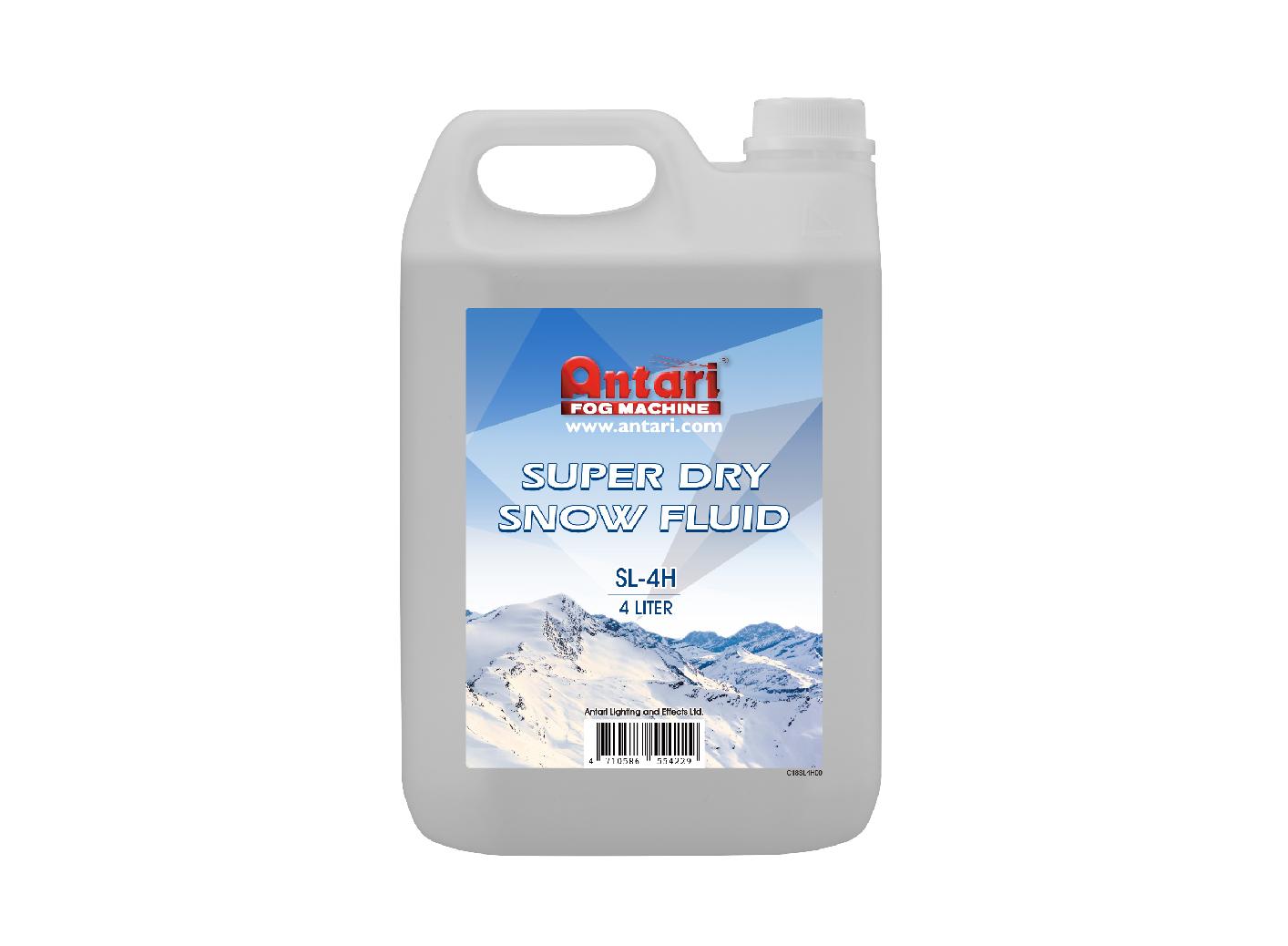 Fluid_SL-4H Super Dry Snow Fluid