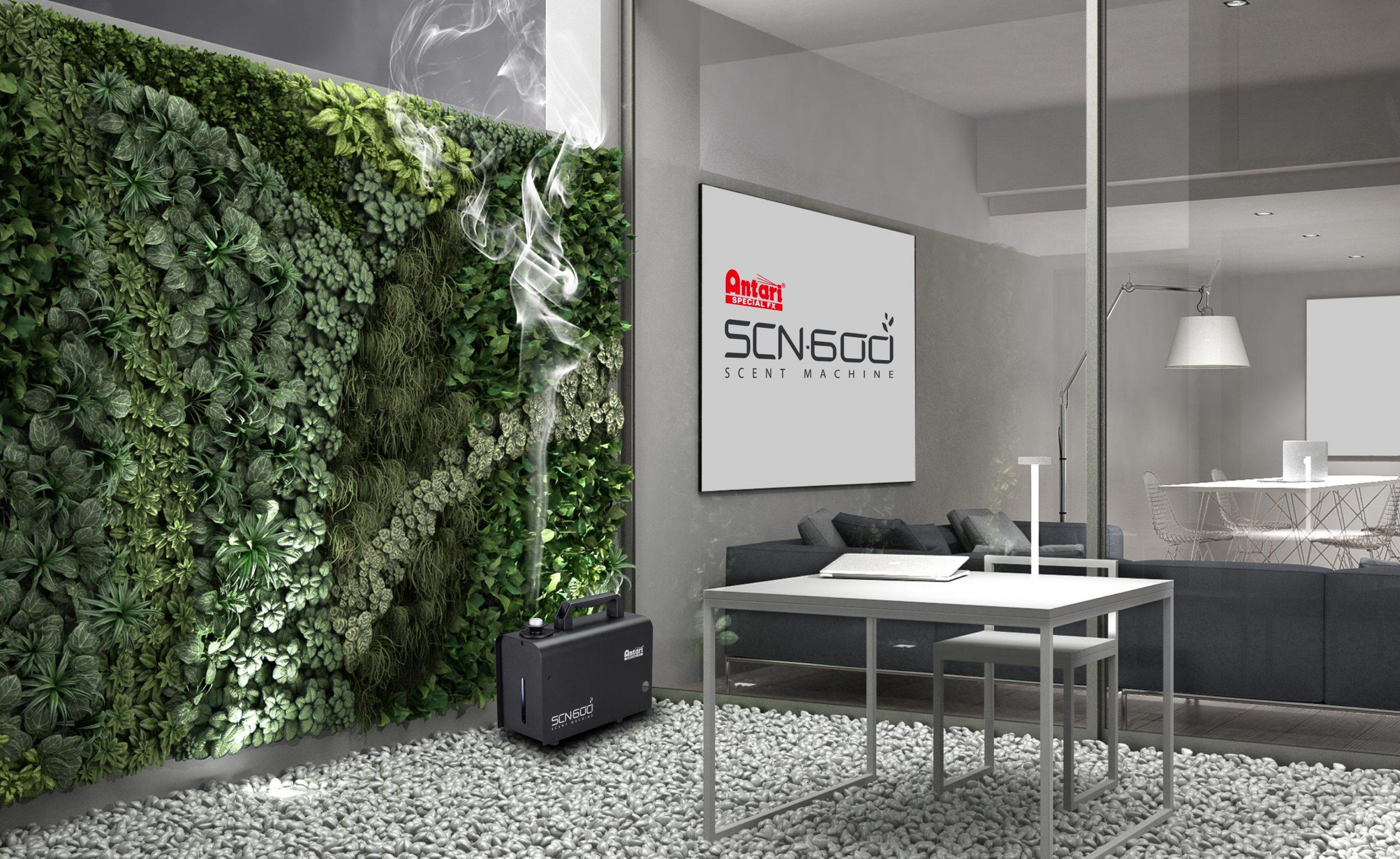 SCN-600 香氛機